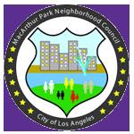 MacArthur Park Neighborhood Council Logo
